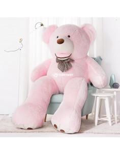 Pink Giant Teddy Bear 200 CM – 78 Inch – BoBo Giant Teddy Bears - Big Teddy Bears - Huge Stuffed Bears