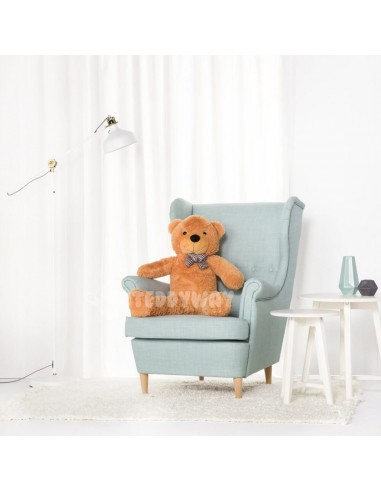 Brown Giant Teddy Bear 100 CM – 39 Inch – PoPo Giant Teddy Bears - Big Teddy Bears - Huge Stuffed Bears