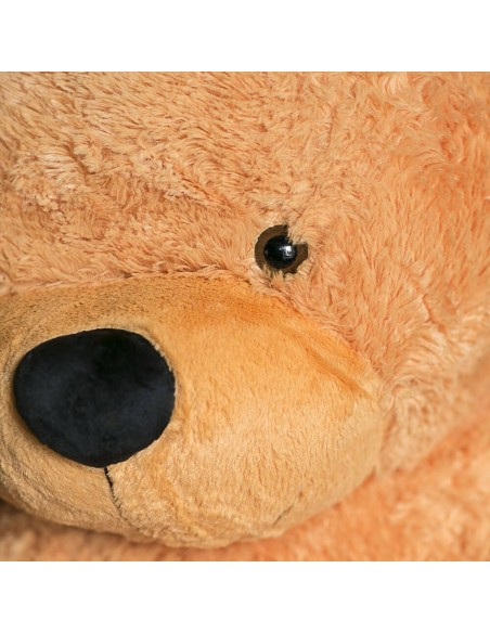 Brown Giant Teddy Bear 200 CM – 78 Inch – PoPo Giant Teddy Bears - Big Teddy Bears - Huge Stuffed Bears - Teddyway