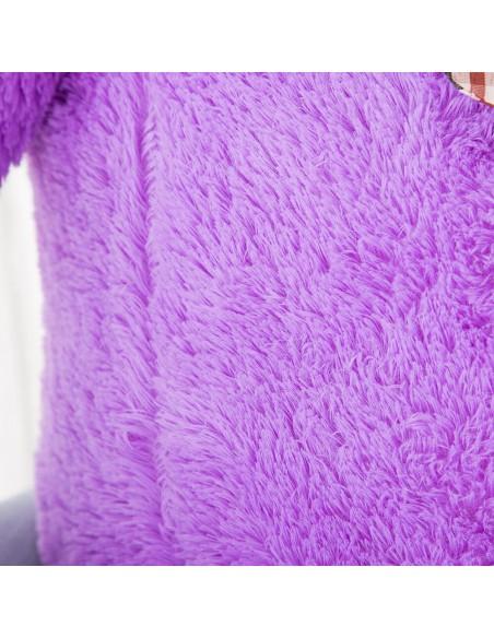Purple Giant Teddy Bear 130 CM – 51 Inch – PoPo Giant Teddy Bears - Big Teddy Bears - Huge Stuffed Bears