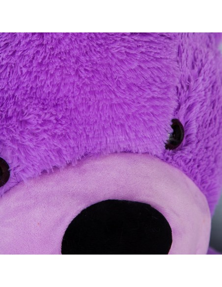 Purple Giant Teddy Bear 160 CM – 63 Inch – PoPo Giant Teddy Bears - Big Teddy Bears - Huge Stuffed Bears - Teddyway
