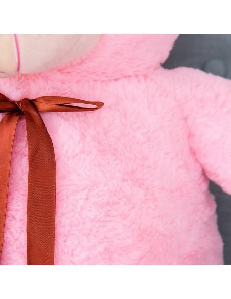 Pink Giant Teddy Bear 160 CM – 63 Inch – ToTo Giant Teddy Bears - Big Teddy Bears - Huge Stuffed Bears