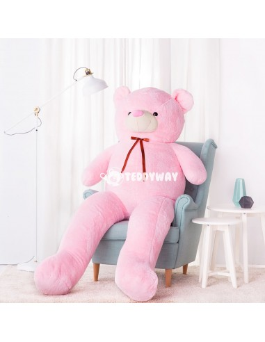 Pink Giant Teddy Bear 200 CM – 78 Inch – ToTo Giant Teddy Bears - Big Teddy Bears - Huge Stuffed Bears