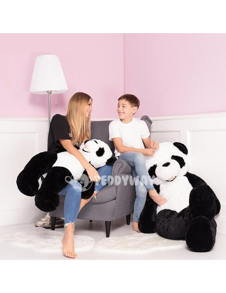 Giant Panda Teddy Bear 100 CM – 39 Inch – VoVo Giant Teddy Bears - Big Teddy Bears - Huge Stuffed Bears