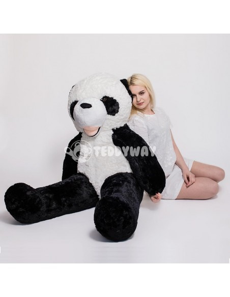 Giant Panda Teddy Bear 160 CM – 63 Inch – VoVo Giant Teddy Bears - Big Teddy Bears - Huge Stuffed Bears