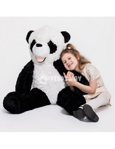 Giant Panda Teddy Bear 130 CM – 51 Inch – VoVo Giant Teddy Bears - Big Teddy Bears - Huge Stuffed Bears - Teddyway