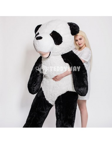 Giant Panda Teddy Bear 200 CM – 78 Inch – VoVo Giant Teddy Bears - Big Teddy Bears - Huge Stuffed Bears - Teddyway
