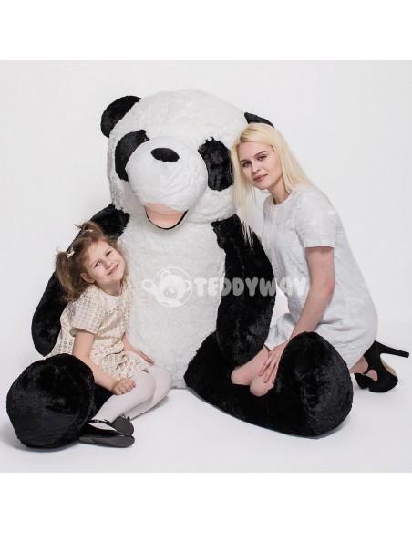 Giant Panda Teddy Bear 200 CM – 78 Inch – VoVo Giant Teddy Bears - Big Teddy Bears - Huge Stuffed Bears