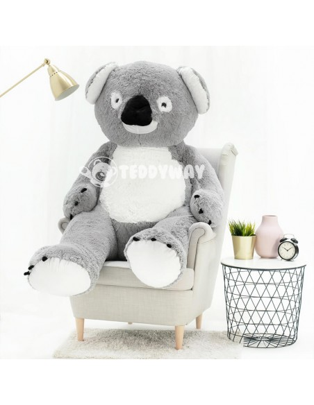 Giant Stuffed Koala Teddy Bear Toy 160 CM – 63 Inch – KoKo Giant Stuffed Koalas