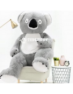 Giant Stuffed Koala Teddy Bear Toy 200 CM – 78 Inch – KoKo Giant Stuffed Koalas - Big Plush Koalas - Huge Soft Koalas Toys