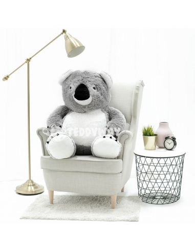 Giant Stuffed Koala Teddy Bear Toy 100 CM – 39 Inch – KoKo Giant Stuffed Koalas - Big Plush Koala Teddy Bear - Huge Soft Koal...