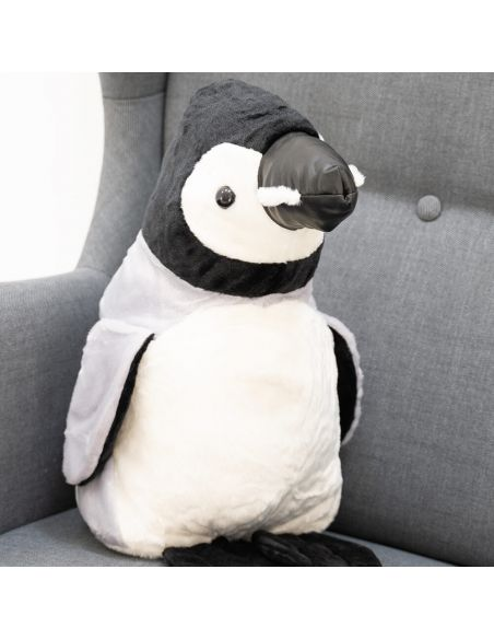 Giant Stuffed Penguin Toy 60 CM – 24 Inch – PiPi Giant Stuffed Penguins - Big Plush Penguins - Huge Soft Penguins Toys