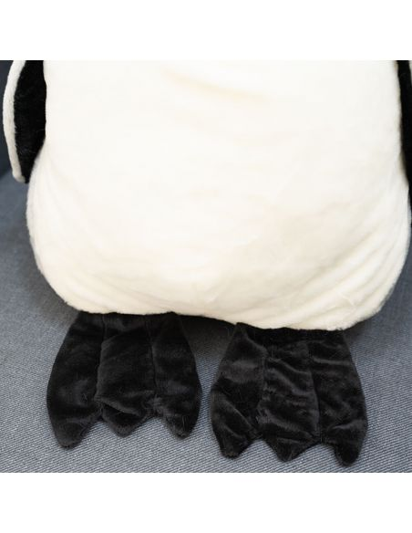 Giant Stuffed Penguin Toy 100 CM – 39 Inch – PiPi Giant Stuffed Penguins - Big Plush Penguins - Huge Soft Penguins Toys