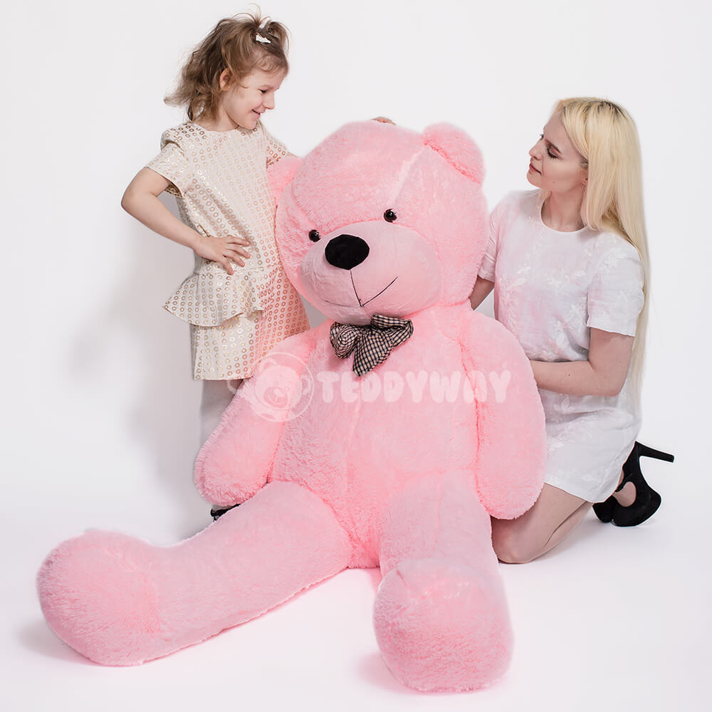 Huge Oso De Peluche Gigante - Peluches Gigantess 100 CM - TEDDYWAY