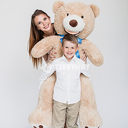 Huge Giant Teddy Bears 130 CM - TEDDYWAY