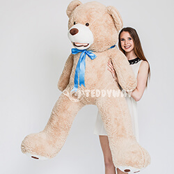 Huge Giant Teddy Bear - Huge Big Teddy Bears 160 CM - TEDDYWAY