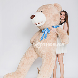 Huge Giant Teddy Bears 260 CM - TEDDYWAY