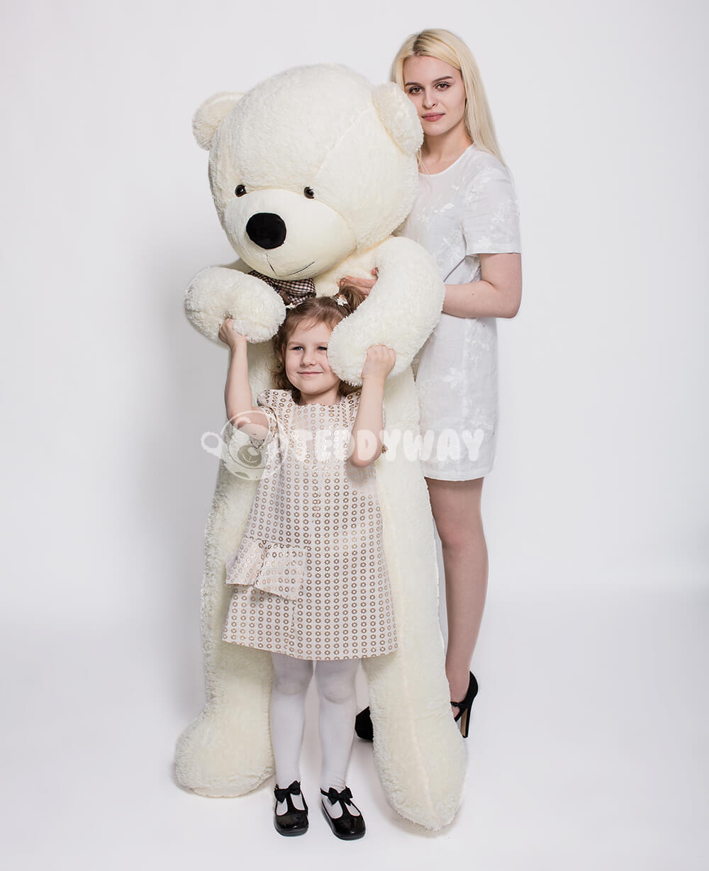 Huge Giant Teddy Bear - Huge Big Teddy Bears 100 CM - TEDDYWAY