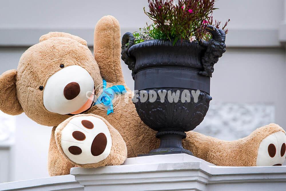 Happy teddy bear - TeddyWay