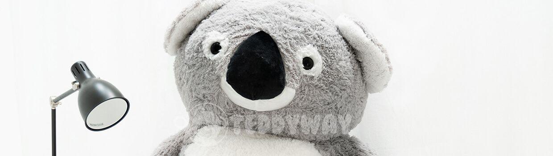 Giant Stuffed Koalas - Big Plush Koala Teddy Bear - Huge Soft Koalas Toys